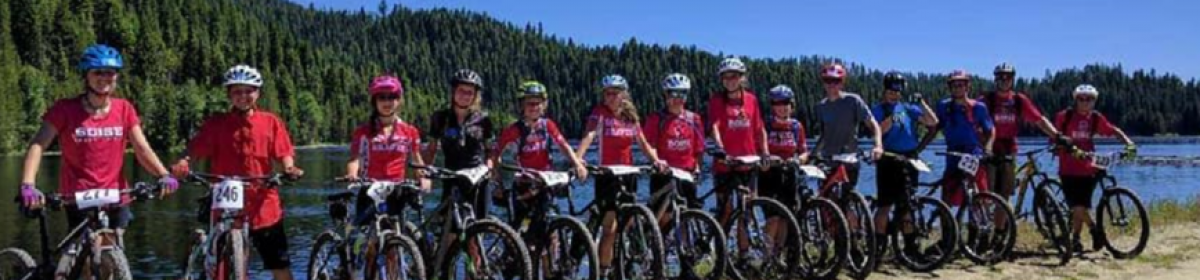 Boise High School Mountain Bike Team